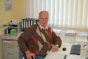 Elektromeister Manfred Menzel